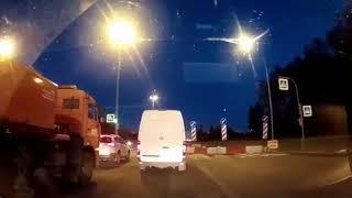 Факты. Падение метеорита в Питере -The fall of the meteorite in St. Petersburg