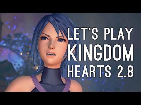 Kingdom Hearts 2.8 Gameplay: Let