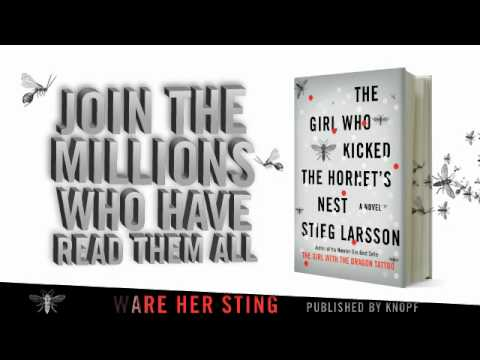the-girl-who-kicked-the-hornet's-nest-by-stieg-larsson-(book-trailer)