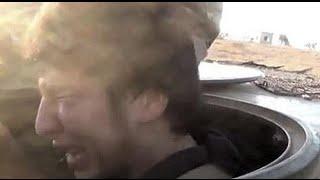 СИРИЯ: террорист-смертник ПЛАЧЕТ перед взрывом