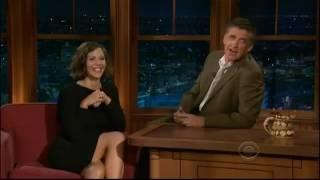 Classic Beauty Maggie Gyllenhaal Craig Ferguson Flirting Masterclass