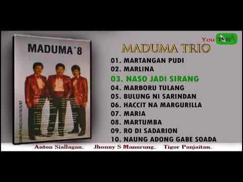 Lagu Batak Tempo Dulu - MADUMA TRIO VOL 8