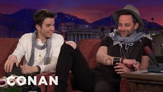 Nick Kroll and John Mulaney's THC baby oil business failed so they're starting a band called 72 Seconds To Uranus.  More CONAN @ http://teamcoco.com/video  Team Coco is the official YouTube channel of late night host Conan O'Brien, CONAN on TBS & TeamCoco.com. Subscribe now to be updated on the latest videos: http://bit.ly/W5wt5D  For Full Episodes of CONAN on TBS, visit http://teamcoco.com/video  Get Social With Team Coco: On Facebook: https://www.facebook.com/TeamCoco On Google+: https://plus.google.com/+TeamCoco/ On Twitter: http://twitter.com/TeamCoco On Tumblr: http://teamcoco.tumblr.com On YouTube: http://youtube.com/teamcoco  Follow Conan O'Brien on Twitter: http://twitter.com/ConanOBrien