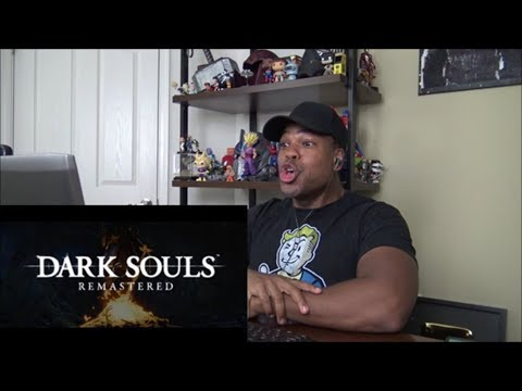 DARK SOULS: REMASTERED Announcement Trailer | Switch, PS4, X1, PC - REACTION!!!