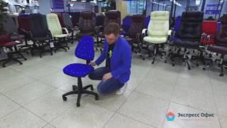Обзор компьютерного детского кресла KD-4