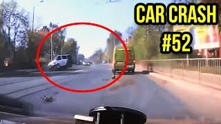 Horrible Road Car Accident #52 - Caught on Dashcam
