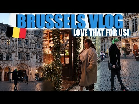 Three Days In Brussels | VLOG thumbnail