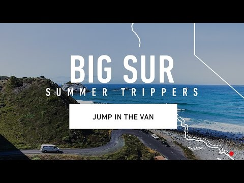 Big Sur Summer Trippers 2015