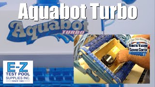 How To Disassemble Aquabot Turbo   Taking a Pool Cleaner Apart