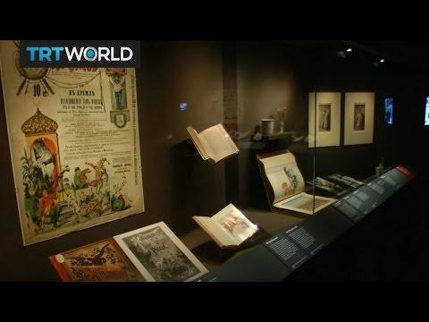 Showcase: Remembering the Russian Revolution