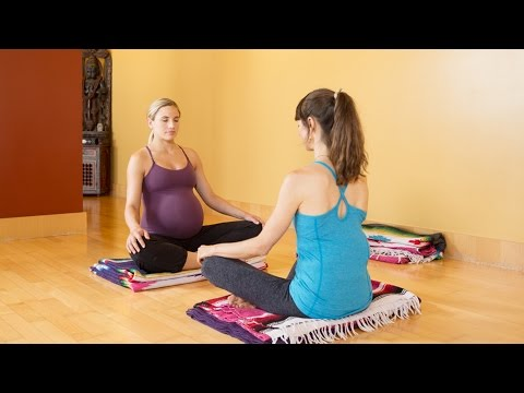 A Breathing Exercise for Pregnant Women