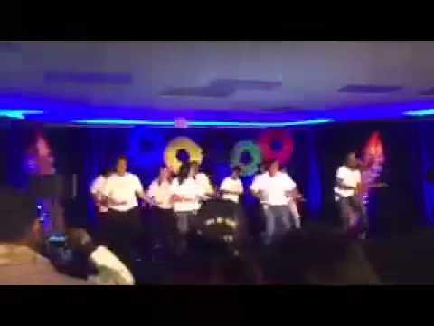 Capital One- Laurel Town Hall Dance Pt.1
