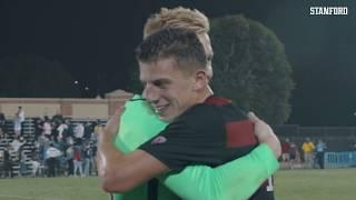Stanford Men's Soccer at UCLA [11.4.18]