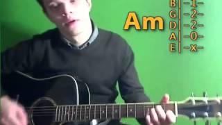 Уроки гитары Ария Штиль Часть 1