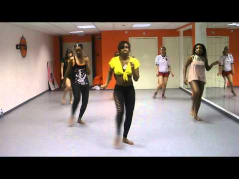 Raine Seville Mad Dem - Dancehall Fitness Choreography By Michelle Marisa