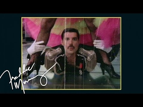 Freddie Mercury - Living On My Own (Official Lyric Video)
