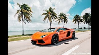 To Fate of the Furious on two BULLS from Lamborghini Miami Is it Legal to Have This Much Fun?