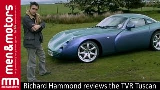 Richard Hammond Reviews The TVR Tuscan (2000)