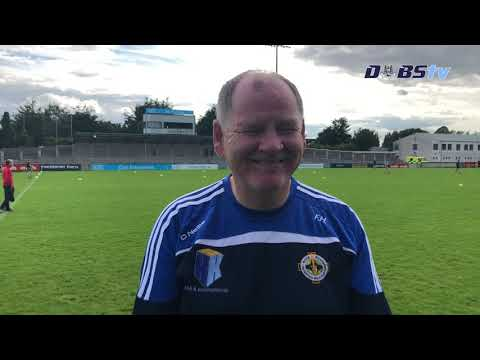 Ballyboden St Endas selector Finian Hyland speaks to Dubs TV following Extra Time win over Raheny