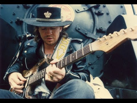 Stevie Ray Vaughan Style Blues Backing Track (E) | 120 bpm - MegaBackingTracks 2018