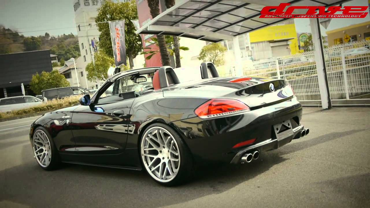 Bmw E89 Z4 35 S Drive Complete Car Youtube