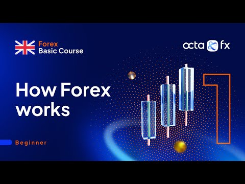 [ENGLISH] Lesson #1 How Forex works: brokers, liquidity, volatility