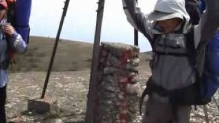 Видео из апрельского похода по Демерджи(