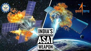 vuclip Indian ASAT Missile - All About India's Anti-Satellite Weapon   Anti-Satellite Weapons (ASAT)