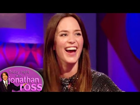 Emily Blunt Talks About Her Nude Scenes With Tom Hanks | Friday Night With Jonathan Ross