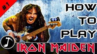 #01 Impara a suonare come... IRON MAIDEN