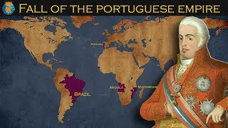 Why did the Portuguese Empire collapse?