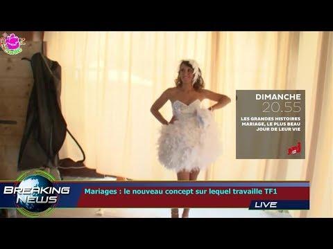Mariages : le nouveau concept sur lequel travaille TF1