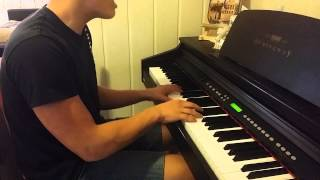 James Blunt-Goodbye My Lover (cover)
