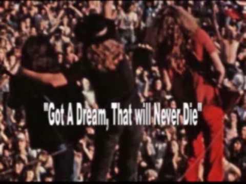 """The Dream Will Never Die"" Gary Rossington  LYNYRD SKYNYRD"