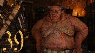 Ведьмак 3: Дикая Охота прохождение на геймпаде часть 39 Всебог или Хеллбой в старости:)