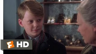 Chocolat (5/12) Movie CLIP - Not That Kind of Poetry (2000) HD
