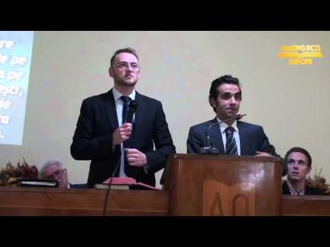 The Little Bit Sermon - Sergio Fonseca