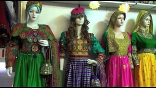 Afghan bazaar in Netherlands VOA Afghan