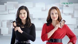 Iklan OPPO F5 Selfie Battle - Chelsea Islan & Raline Shah 45sec (2017)