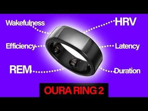 Oura Ring 2 Review (For Sleep Tracking)