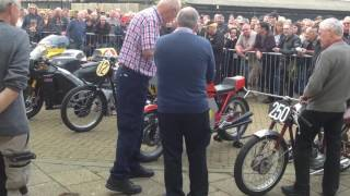 MV Agusta  replica at Classic Bike Live, Peterborough Oct 2016 part 1