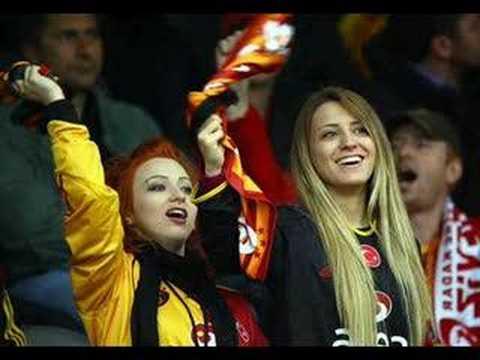 Galatasaray-Çıldırın Çıldırın (Sos Cagon Sos Cagon)