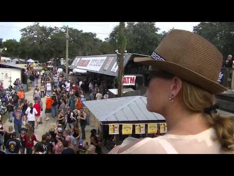 Iron Horse Saloon - Biketoberfest 2013