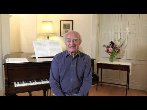 Canterbury Cathedral Girls' Choir - The Lord bless you and keep you   Special intro by John Rutter