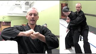 Real Tai Chi for Street Fighting | Combat Tai Chi Takedown, part 1