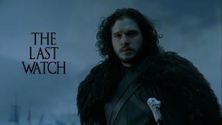 (GoT) Jon Snow    The Last Watch