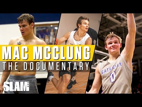 MAC McCLUNG: High School Basketball SENSATION 💯