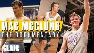 MAC McCLUNG: High School Basketball SENSATION 💯 | SLAM Originals