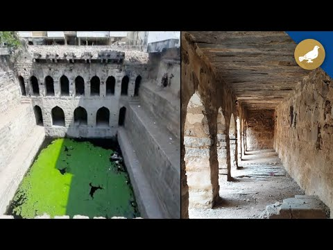 Hyderabad's Bhagwandas Bagh stepwell cleaned and fully restored