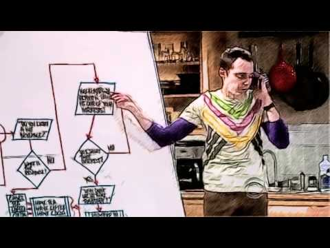 The Big Bang Theory   The Friendship Algorithm 0003